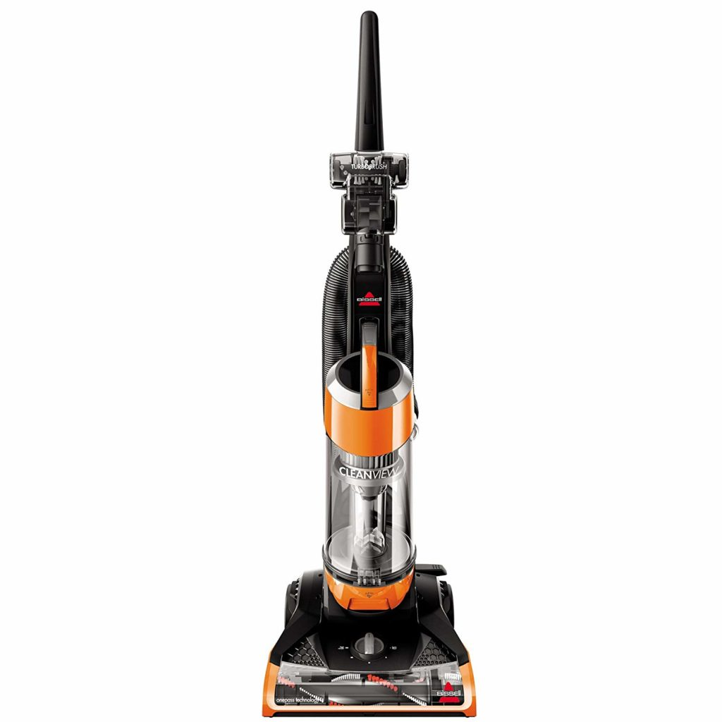 ush 15-inch bagless upright vacuum cleaner