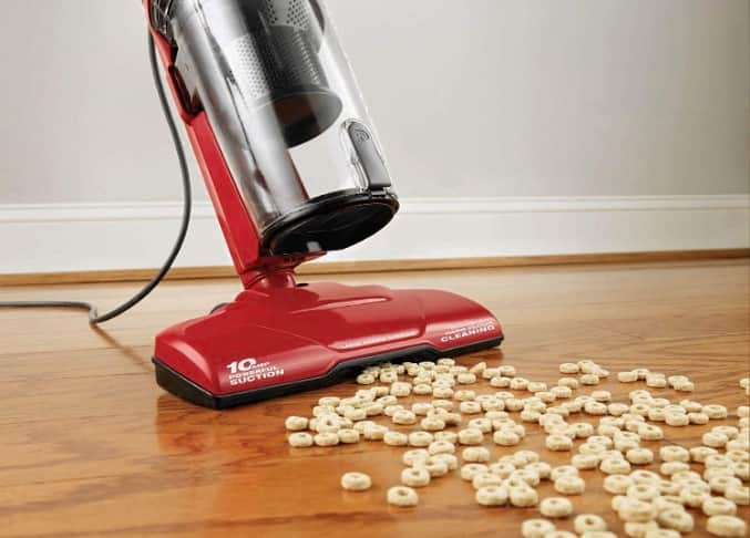 Power Air Bagless Stick Vacuum Cleaner