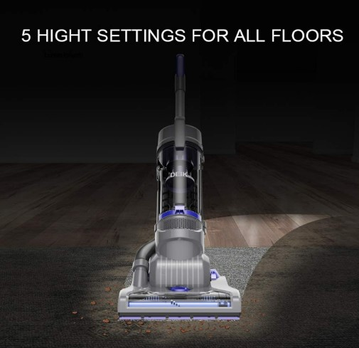 Best vacuum cleaners for carpet and stairs