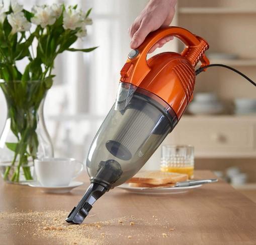 VonHaus 2 in 1 Corded Lightweight Stick Vacuum Cleaner